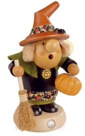 """""""Müllerchen"""" Halloween Heks 20cm"""
