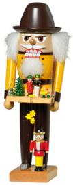 Notenkraker speelgoedverkoper 28cm