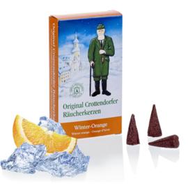 Crottendorfer Wierook Winter-sinaasappel