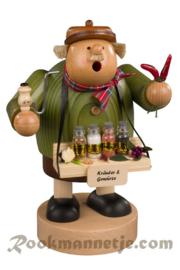 Kruidenhandelaar 18cm