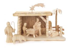 Kerstal met figuren (7)