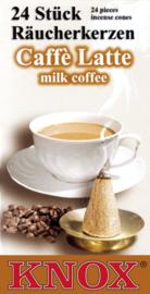 Knox wierook Café Latte