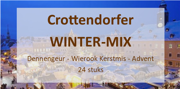 Wierook Winter-mix