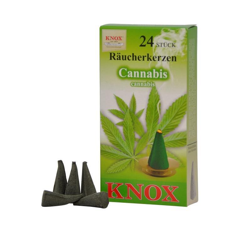 Knox wierook Cannabis