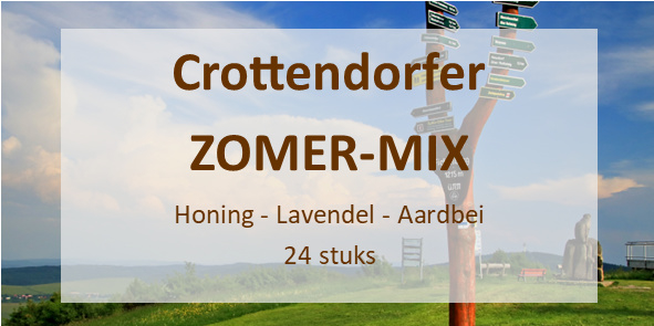 Wierook Zomer-mix