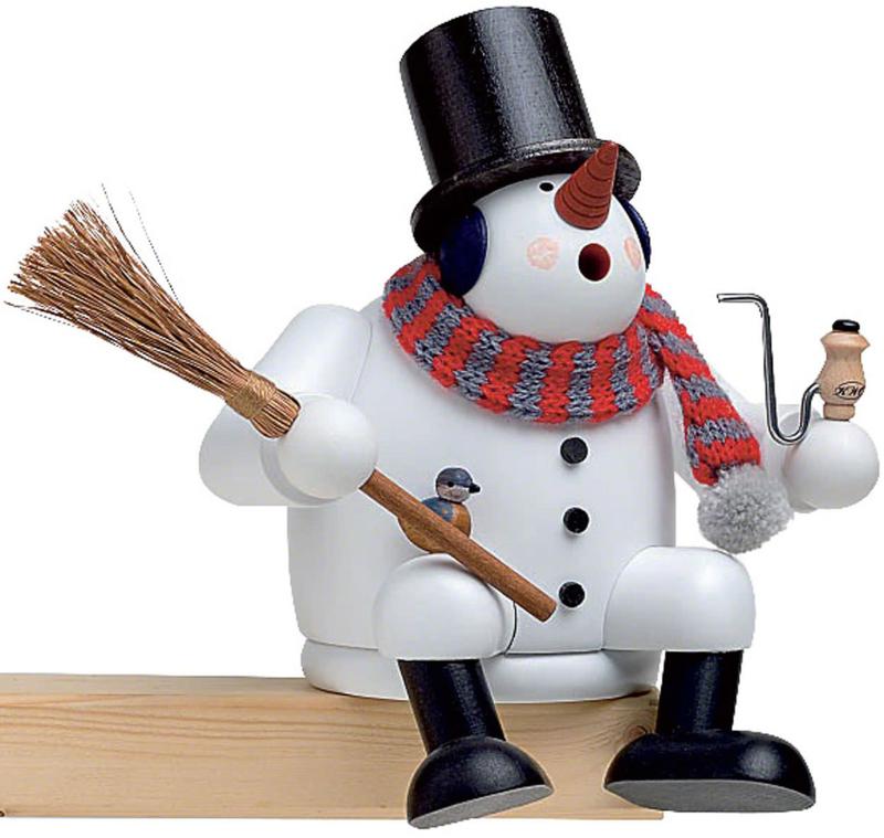 Sneeuwman 16cm