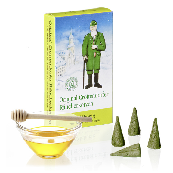 Crottendorfer Wierook honing
