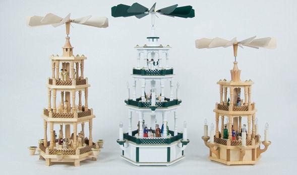Kerstpiramide
