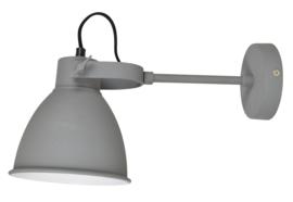 """Wandlamp """"Dock"""" grijs"""