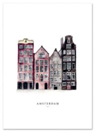 """Kaart """"Amsterdam"""""""