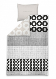 "Duvet cover ""Graphique"""