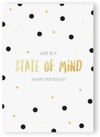 """Kaart """"State of mind"""""""