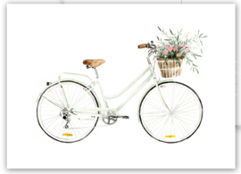 "Kaart ""Bicycle"""