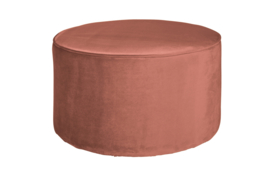 "Hocker ""Sara"" medium oudroze"