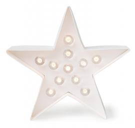"""Light letter """"Star"""""""