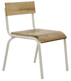 """Kinderstoel """"Original"""" wit"""