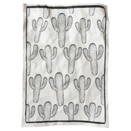"A5 Canvas print ""Cactus"""