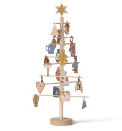 """Decoratie """"Advent"""" tree"""