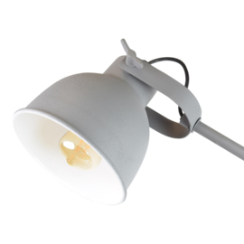 """Vloerlamp """"Industrial"""" grijs"""