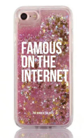 "iPhone 7 case ""Famous"""