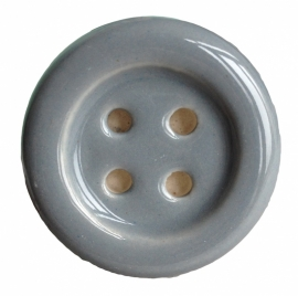 "Knob ""Button"" grey"