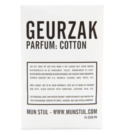 "Geurzakje ""Cotton"""