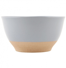 "Bowl ""Solid"" grey"