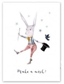 "Kaart ""Make a wish"""