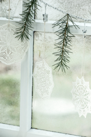 "Ornament ""Papercut"""
