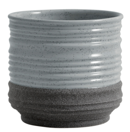 "Nordal pot ""Wrinkle"" grey"