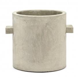 """Pot """"Concrete"""""""