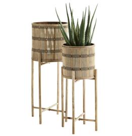 "Plantenstandaard ""Bamboe"""