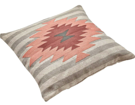 "Outdoor pillow ""Tile no. 8"""
