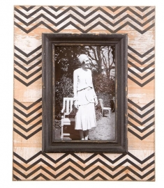 """Picture frame """"Zigzag"""""""
