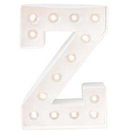 """Light letter """"Z"""""""