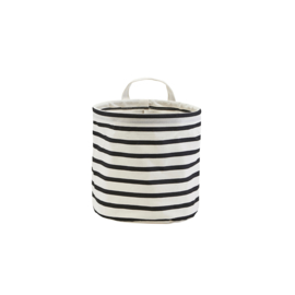 "Storage basket ""Stripes"" M"