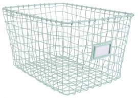 "Wire basket ""Mint"""
