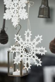 "Ornament ""Snow crystal"""