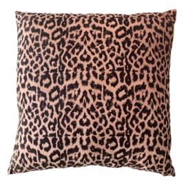 """Kussen """"Leopard"""" pink"""