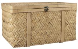 """Koffer """"Bamboe"""""""