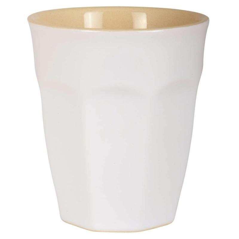 "Mug ""Mynte"" white"