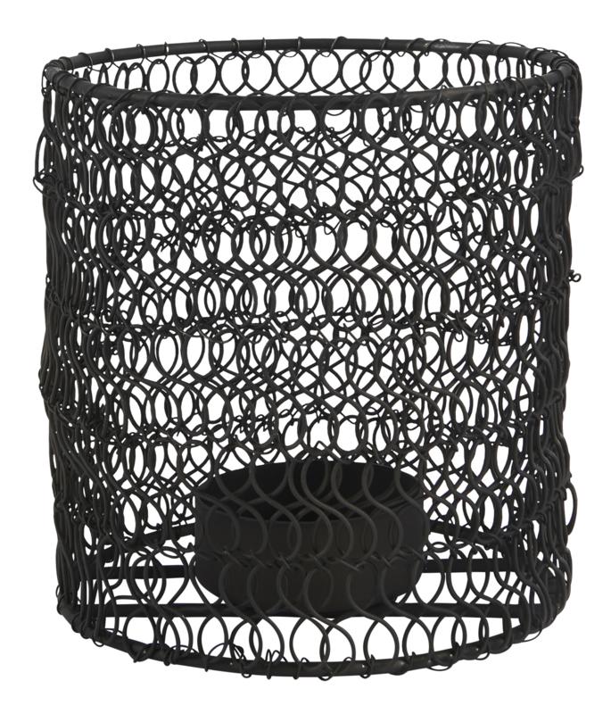 """Waxinelichthouder """"Wire"""""""