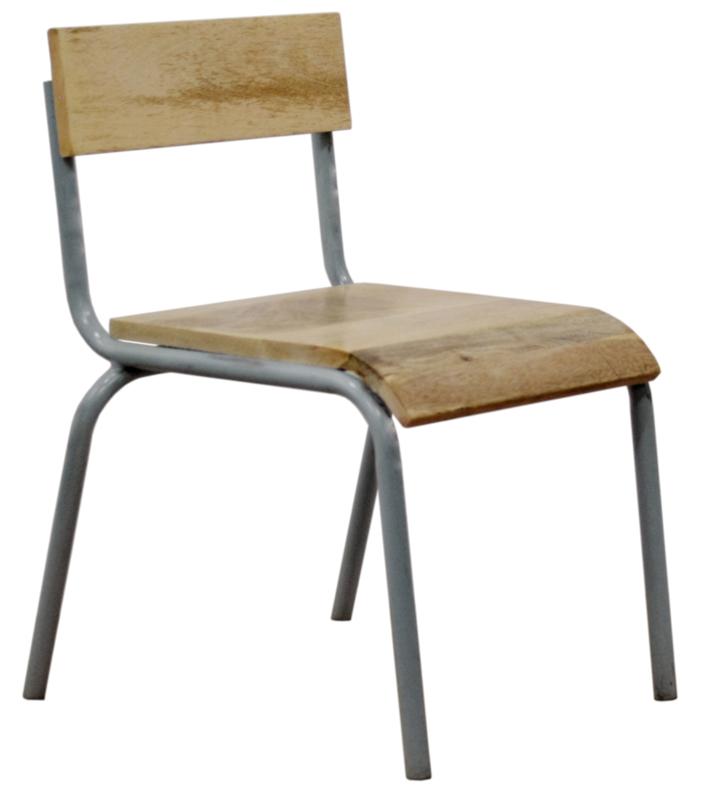"""Kinderstoel """"Original"""" grijs"""