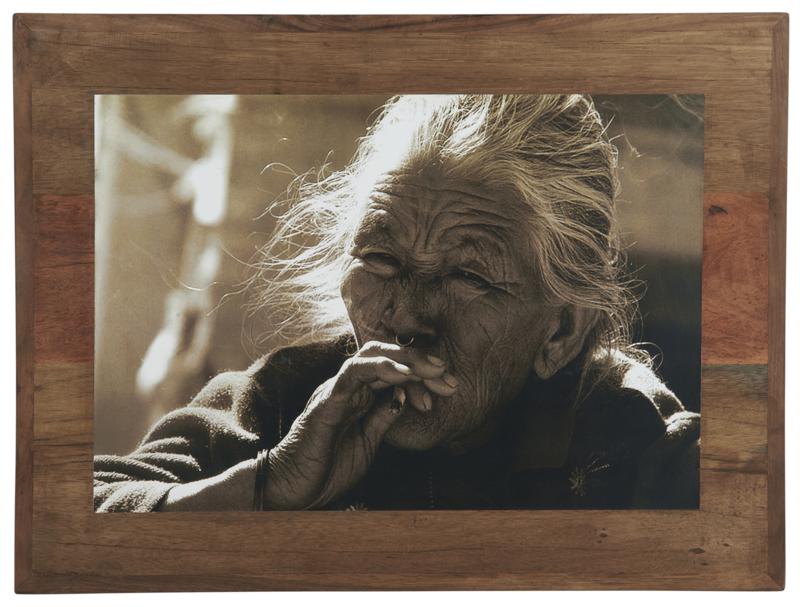 """Houten frame """"India"""""""