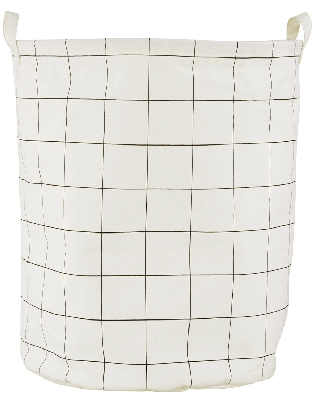 "Laundry basket ""Squares"""