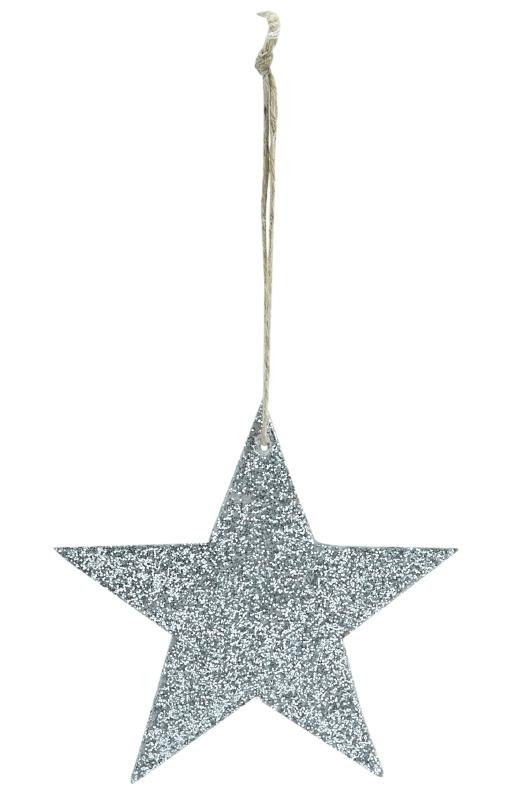 "Ornament ""Glitter"""