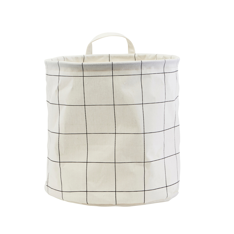 "Storage basket ""Squares"