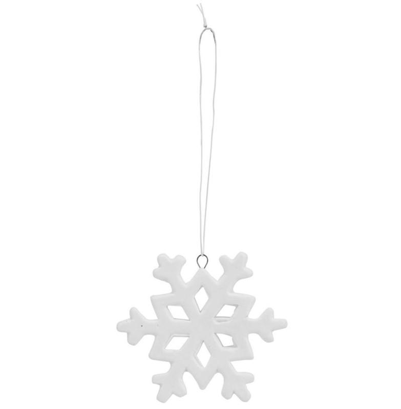 "Ornament ""Snowflake"""