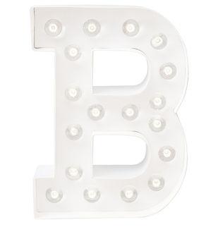 "Lichtletter ""B"""