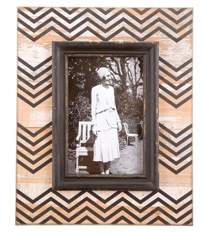"Picture frame ""Zigzag"""